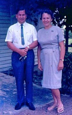 Werner & Ulla Raassina (Marianna´s mother)