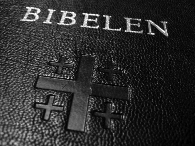 skyggenes dal bibelen