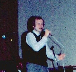 AS a youth pastor in Trondheim 30 years ago.