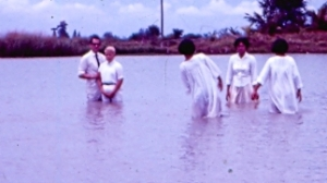 My dad baptized me in this lake in Bangkok on April 28th, 1968. Copyright 2014: Jan-Aage Torp.